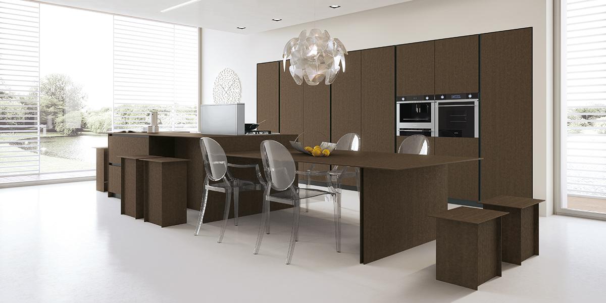 PaperStone Küche
