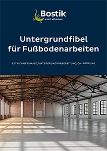 Untergrundfibel für Fußbodenarbeiten