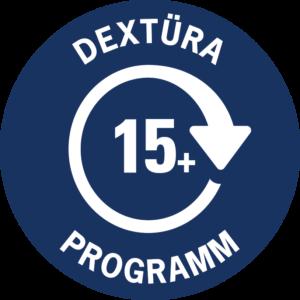 dextuera Icon 15-Tage-Programm