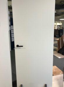 Dextüra Türblatt Linea 3 LIN 01 patentierte Becher Tür
