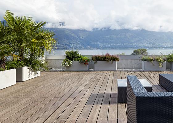 MOSO Bamboo X-treme Terrassendiele