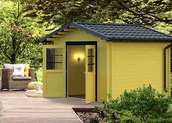 Palmako Gartenhaus Tina