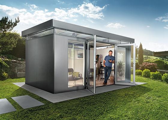 Biohort Gartenhaus CasaNova