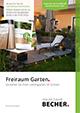 Cover BECHER Gartenkatalog 2021