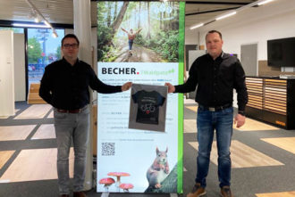 BECHER Heinsberg unterstützt Handwerk hilft